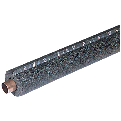 Climaloc Foam Insulation Pipe Wrap - Self-Adhesive Application - Polyethylene - 1/2-in dia. x 3-ft L