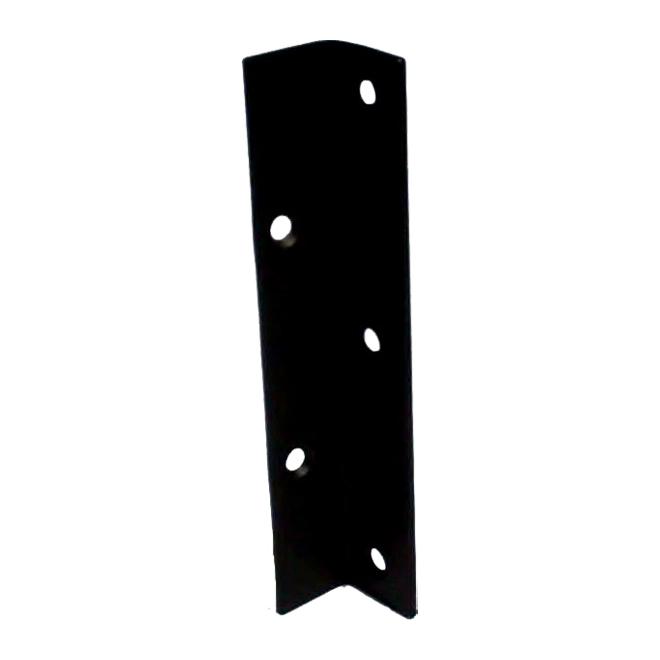 """Steel Angle - 7"""" x 1 1/4"""" x 1/8"""" - 1/4"""" Holes - Countersunk"""