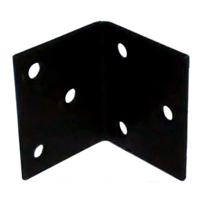 "Steel Angle - 3"" x 2 1/2"" x 1/8"" - 11/32"" Holes"