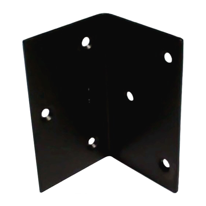 """Steel Angle - 5"""" x 3"""" x 1/8"""" - 9/32"""" Holes - Countersunk"""