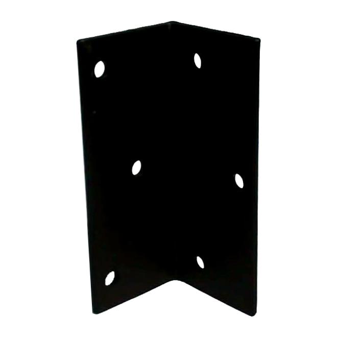 Steel Angle - 7'' x 3'' x 3'' - 13/32'' holes