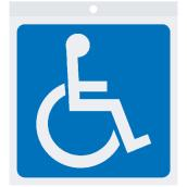 """Wheelchair"" International Sign"