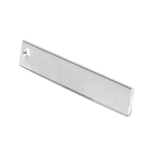 """Barre plate en aluminium 1"""" x 1/8"""""""