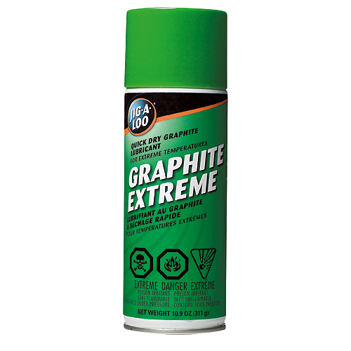 """Lubricant - """"Graphite Extreme"""" Lubricant"""
