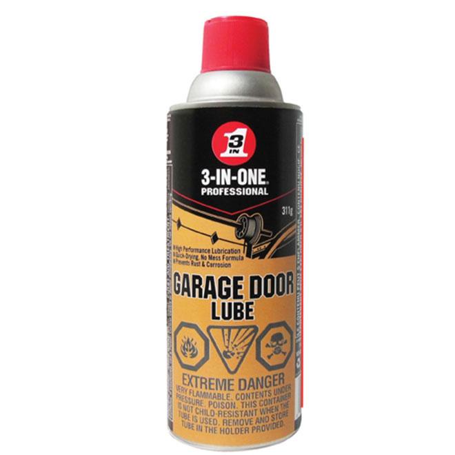 Garage Door Lubricant - 311 g