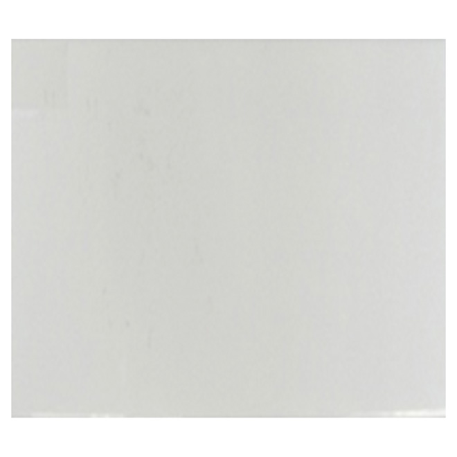 "Bravo Ceramic Wall Tiles - 4"" x 16"" - 25/box - Glossy White"