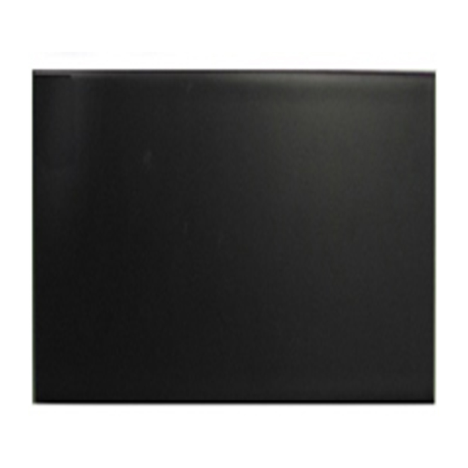 "Bravo Ceramic Wall Tiles - 4"" x 16"" - 25/box - Black Matte"