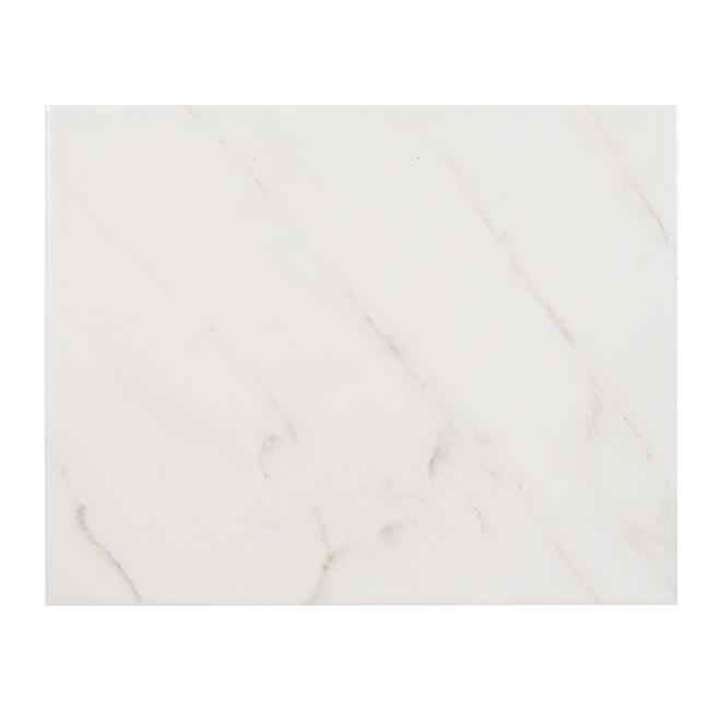 """Cremic Tiles - 8"""" x 10"""" - White"""