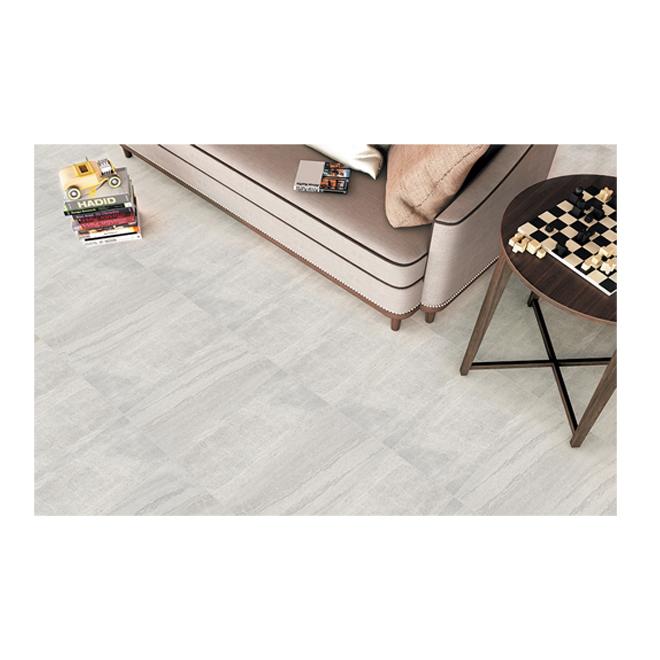 """Pietra Moda Porcelain Tiles - 12"""" x 24"""" - 9/Box - Silver"""