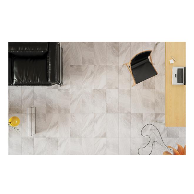 """Quarzo Porcelain Tiles - 11.8"""" x 23.6"""" - 6/Box - Beige"""