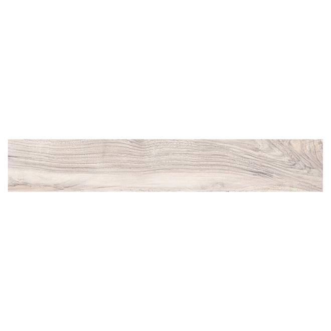 "Porcelain Tiles - 6"" x 36"" - 8/Box - 11.6sq.ft. - White"