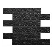 "Mosaic Tiles - 12"" x 12"" - 11/Box - Anthracite"