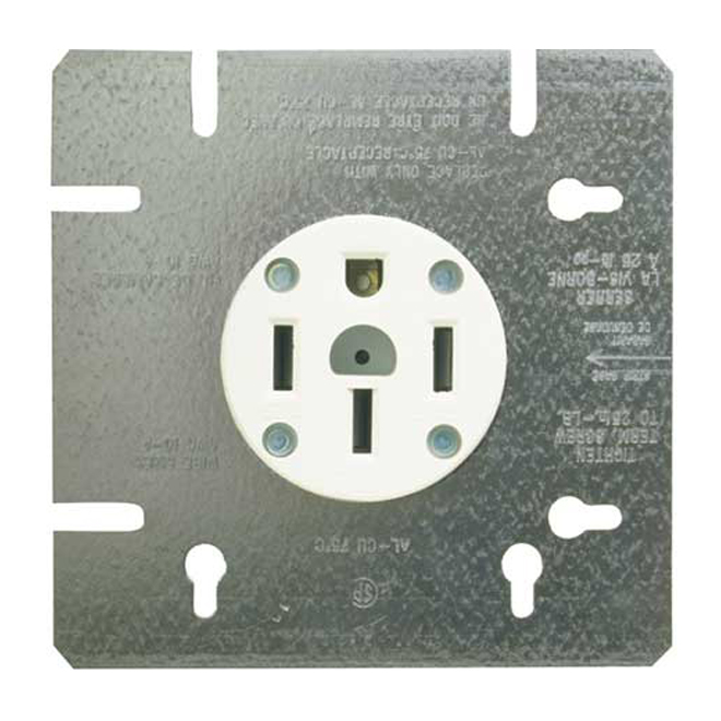 Receptacle - Stove Receptacle