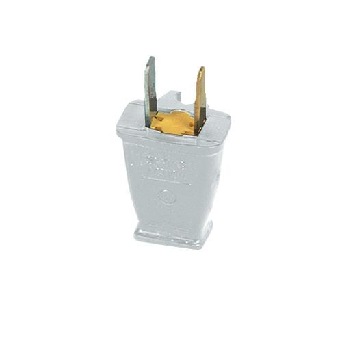 Plug - 2-Wire Flat Plug