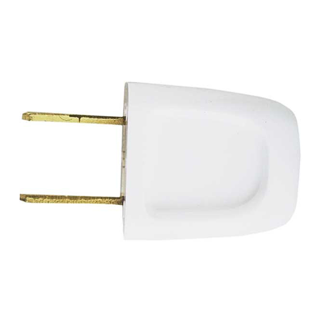 Plug - 2-Wire Polarized Plug