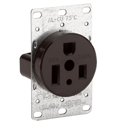 Receptacle - Home Appliance Receptacle