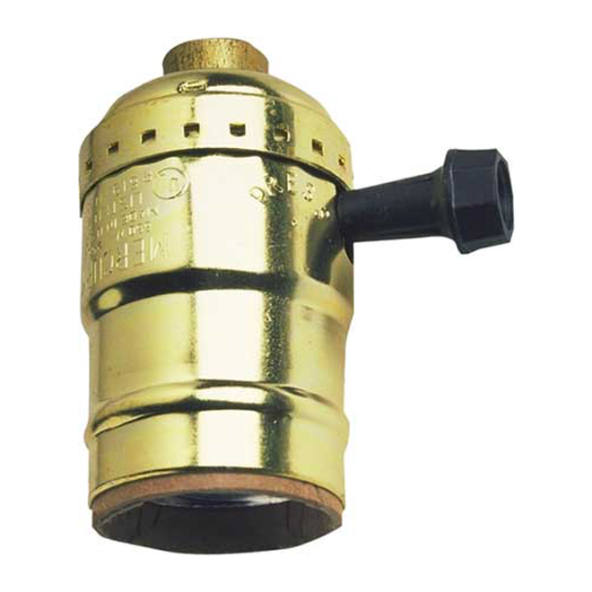 Socket - Turn Knob Socket