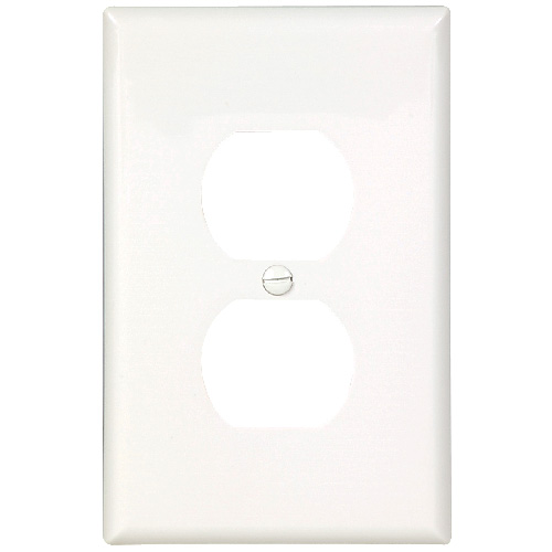 RECEPTACLE PLATE