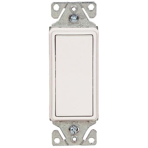 Switch 3-Way Single Pole - Lighted - 120/277V/AC