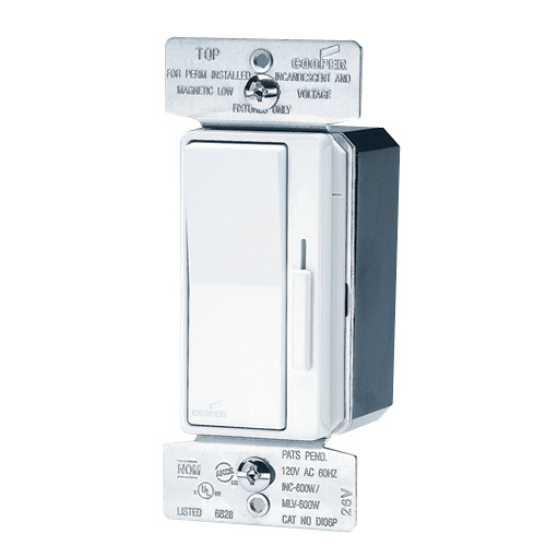 Dimmer - Single Pole/3-Way Dimmer