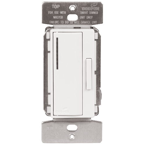 Smart Dimmer Low Voltage - 120 v - Satin White