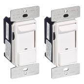 """Decorator"" Slide Dimmer - 2-Pack"