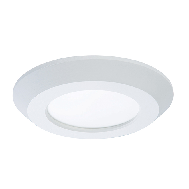 """LED Flush Recessed Light - 12.2W - 4"""" - White"""