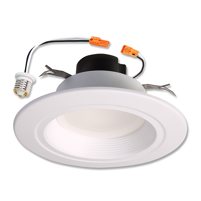 "6"" LED Recessed Module - 13.5 W - Matte White"