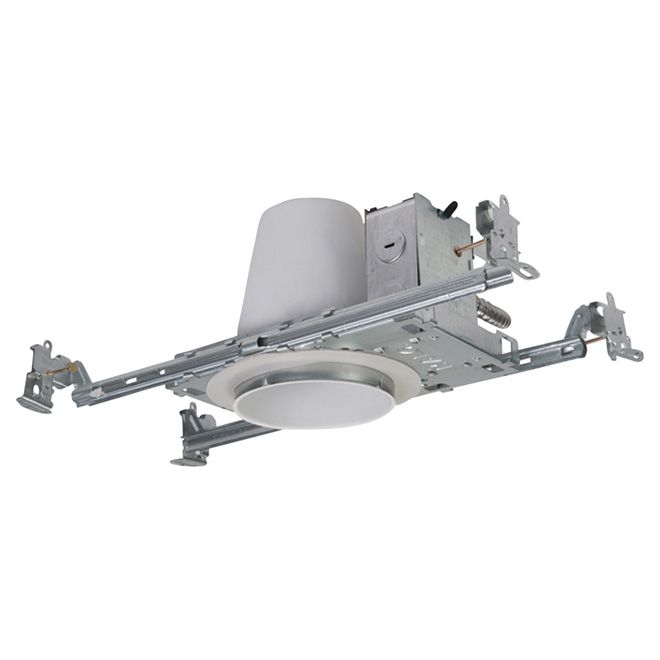 """New-Construction Recessed Light Housing - Air-Tite - 4"""""""