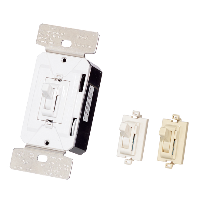 Universal Toggle Dimmer - 600 W - 120 V