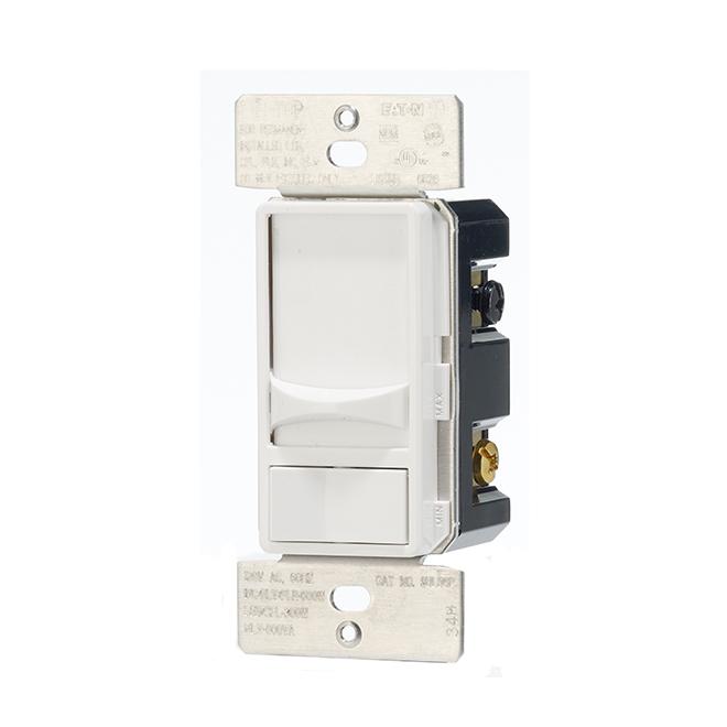 Slide Dimmer - Single Pole/3-Way - White