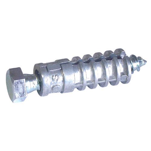 Cobra Heavy Duty Concrete Anchor Lag Shields - 5/16-in Dia - Lead - 276-lb Weight Capacity