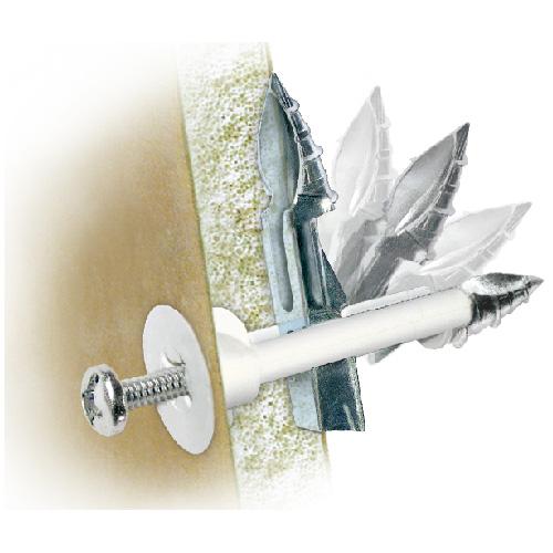 """DrillerToggle"" Drywall Anchor - 1/8"" x 2"" - 6/PK"