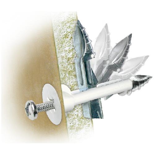 """Ancrage «DrillerToggle» pour mur creux, 3/16"""" x 3"""", 6/pqt"""