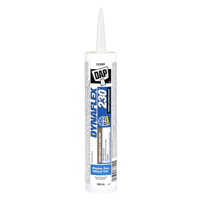 DYNAFLEX 230 Premium Sealant - 300 ml - Clear