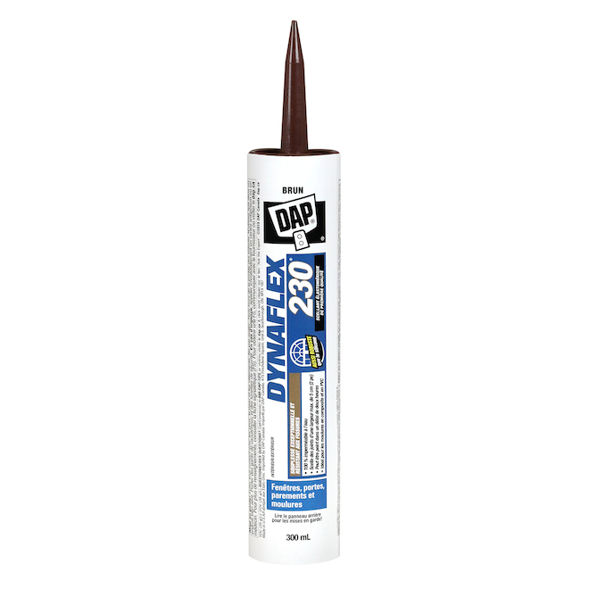 DYNAFLEX 230 Premium Sealant - 300 ml - Brown