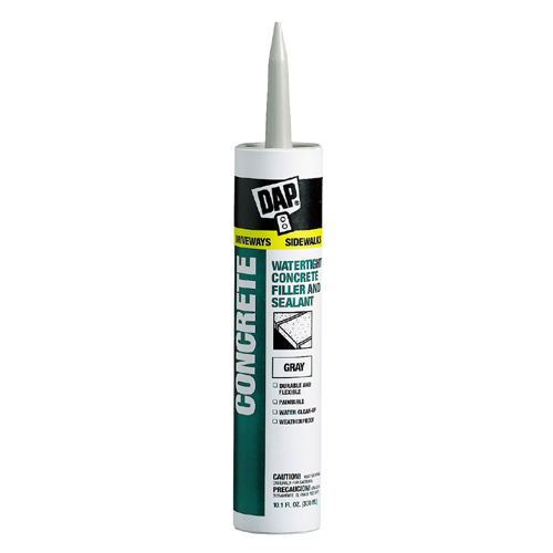 Concrete and Mortar Filler and Sealant - 300 ml - Gray