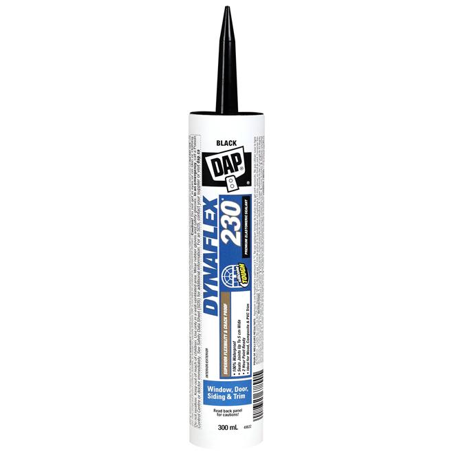 DYNAFLEX 230 Premium Sealant - 300 ml - Black