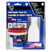Wall Repair Patch Kit with DryDex Spackling of 237 ml
