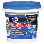 CrackSHOT(R) Professional Grade Spackling Paste - 237 ml - White