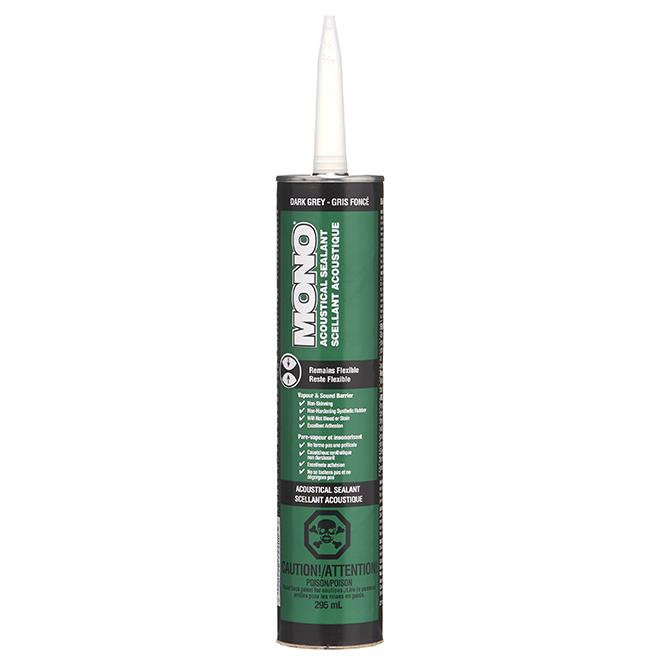 MONO(R) Acoustical Sealant - 295 ml - Dark Grey