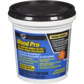 Wood Filler for wood - Natural - 453 g