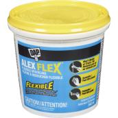 Plâtre à reboucher DAP(MD) AlexFlex, 946 ml, blanc