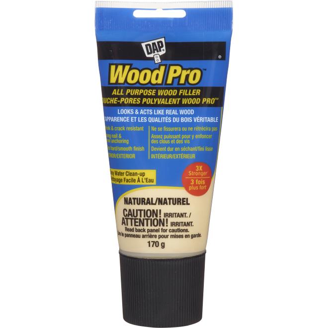 Bouche-pores en latex DAP(MD) pour bois, 170 g, naturel