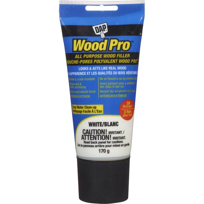 DAP Wood Filler - Latex - 170 g - White