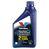 "Oil - ""Valvoline"" TC-W3 2-Cycle Engine Oil - 473 mL"