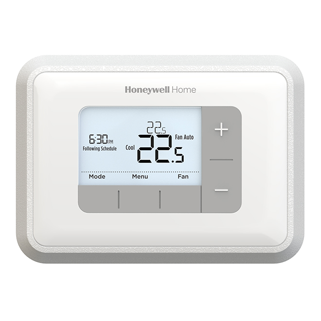 Honeywell RTH6360D Series Programmable Thermostat - 5-2 Days