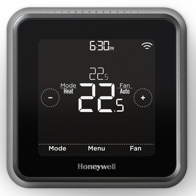 Electric Thermostat with Wi-Fi - Lyric T5 - 24 V - Black