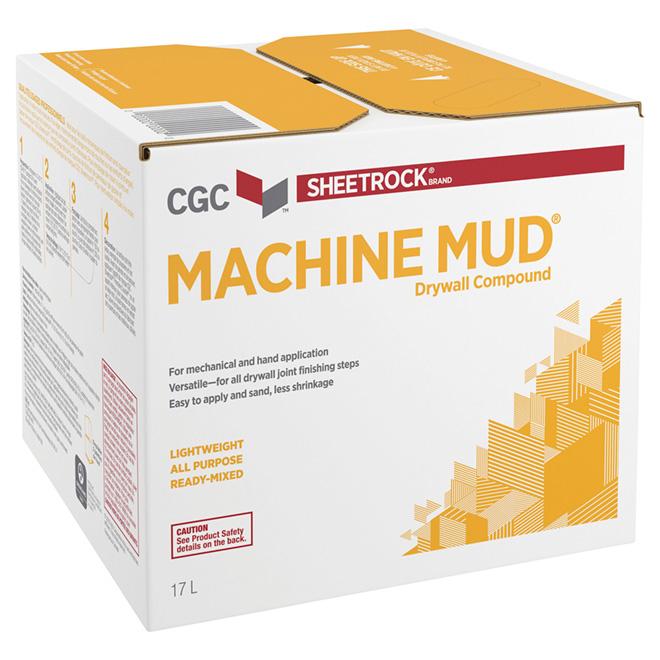 Machine Mud Drywall Compound 20 Kg