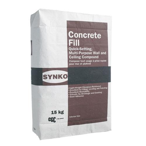 """""""Synko"""" Concrete Fill - 15kg"""